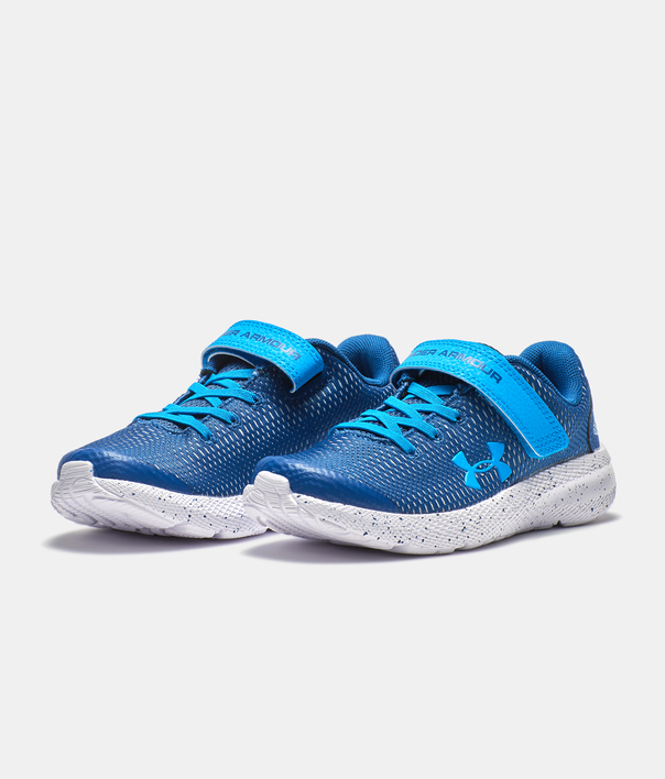 Topánky Under Armour PS Pursuit 2 AC-BLU (3)
