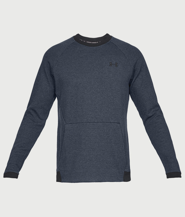 Mikina Under Armour Unstoppable 2X Knit Crew (3)