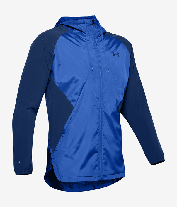 Bunda Under Armour Stretch-Woven Hooded Jacket (1)
