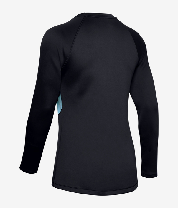 Tričko Under Armour Cg Ls Graphic-Blk (4)