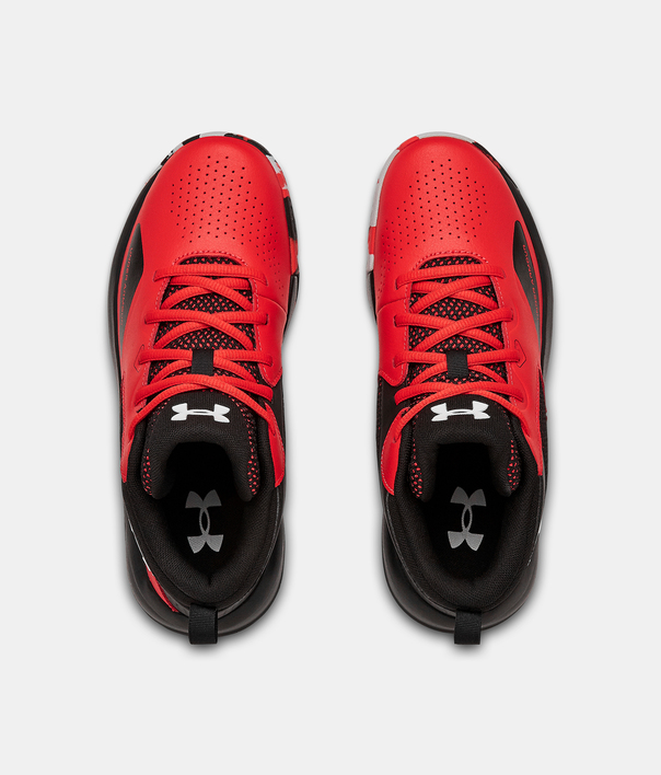 Topánky Under Armour UA GS Lockdown 5-RED (5)