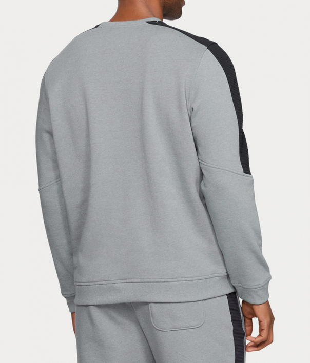 Mikina Under Armour Microthread Fleece Crew (2)