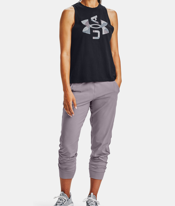 Tielko Under Armour Logo Graphic Muscle Tank (6)