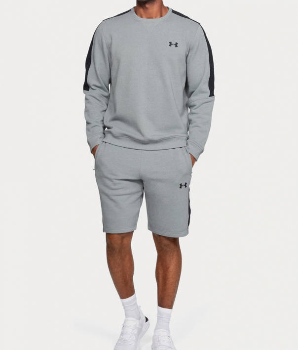 Mikina Under Armour Microthread Fleece Crew (5)