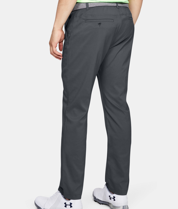Nohavice Under Armour Showdown Taper Pant-GRY (2)