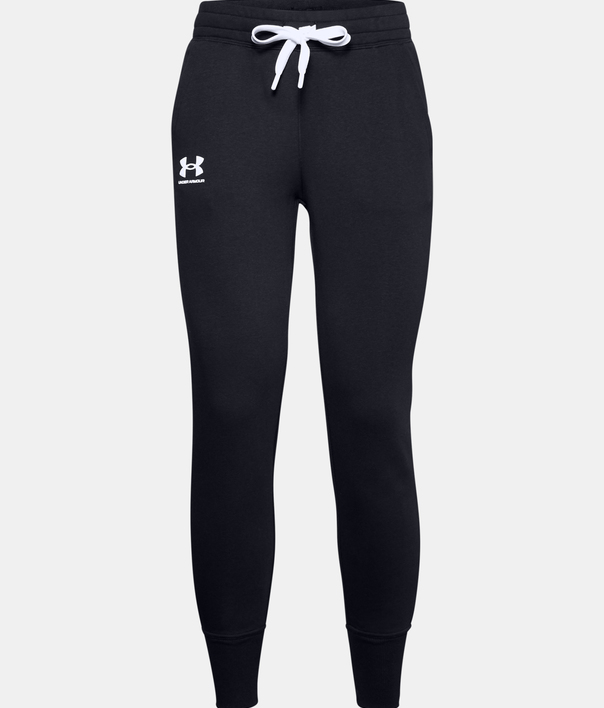 Tepláky Under Armour Rival Fleece Joggers-BLK (1)