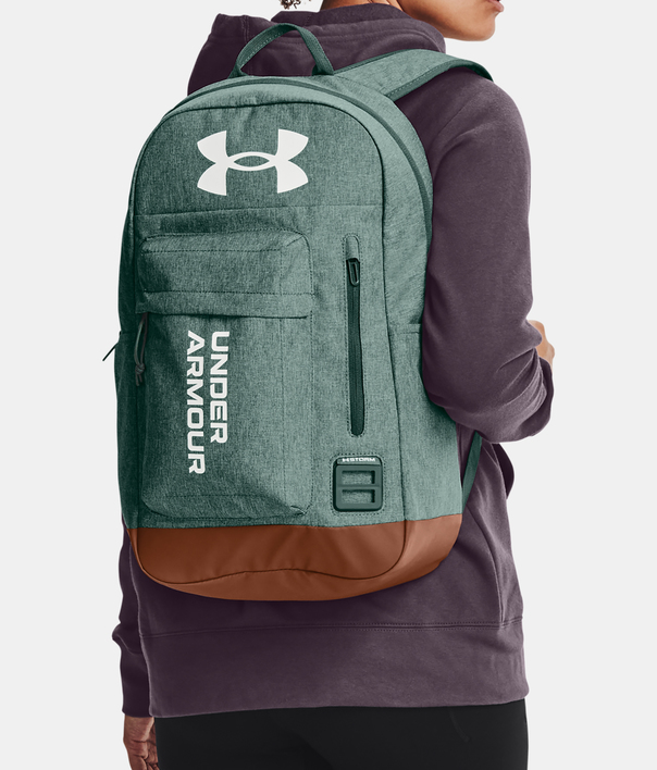 Batoh Under Armour Halftime Backpack-GRN (6)