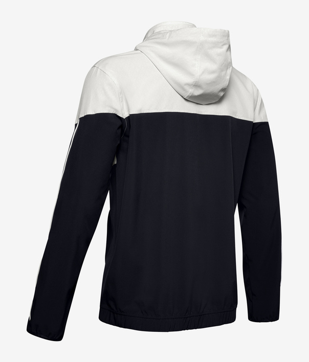 Mikina Under Armour Athlete Recovery Woven Warm Up Top (5)