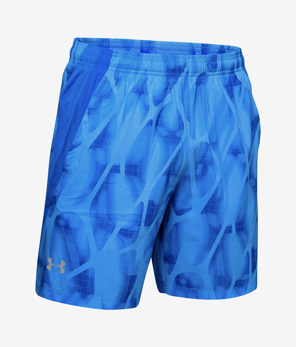 Kraťasy Under Armour Launch Sw 7'' Printed Short (4)