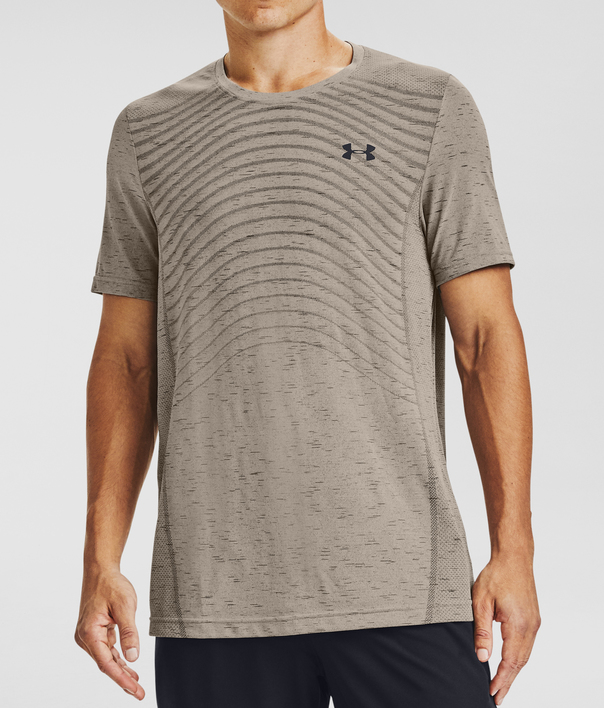 Tričko Under Armour UA Seamless Wave SS (1)
