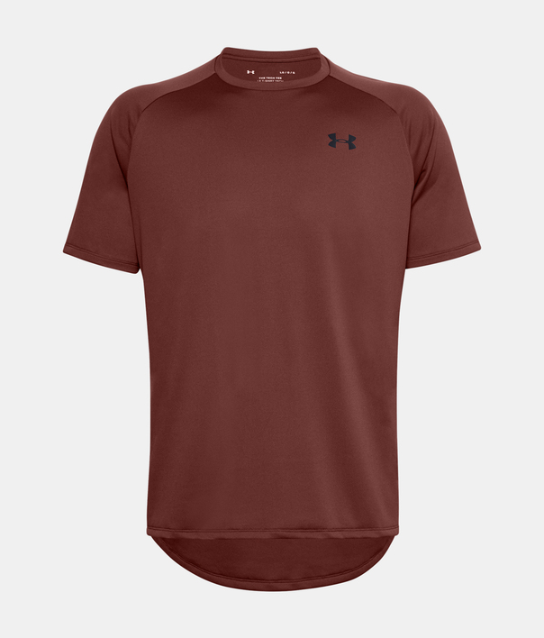 Tričko Under Armour UA Tech 2.0 SS Tee-RED (4)