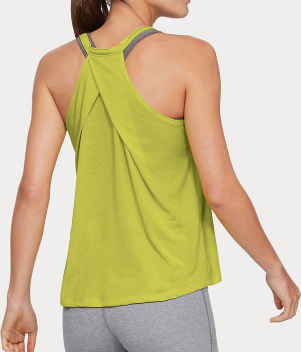 Tielko Under Armour Whisperlight Tank Foldover (2)