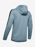 Mikina Under Armour Athlete Recovery Fleece Full Zip-Gry (4)