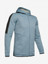 Mikina Under Armour Athlete Recovery Fleece Full Zip-Gry (3)